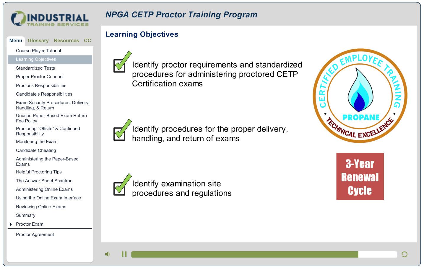 2016 Npga Cetp Proctor Renewalsignup Instructions